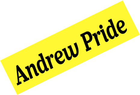 Andrew Pride Newsletter - Feb. 22, 2021