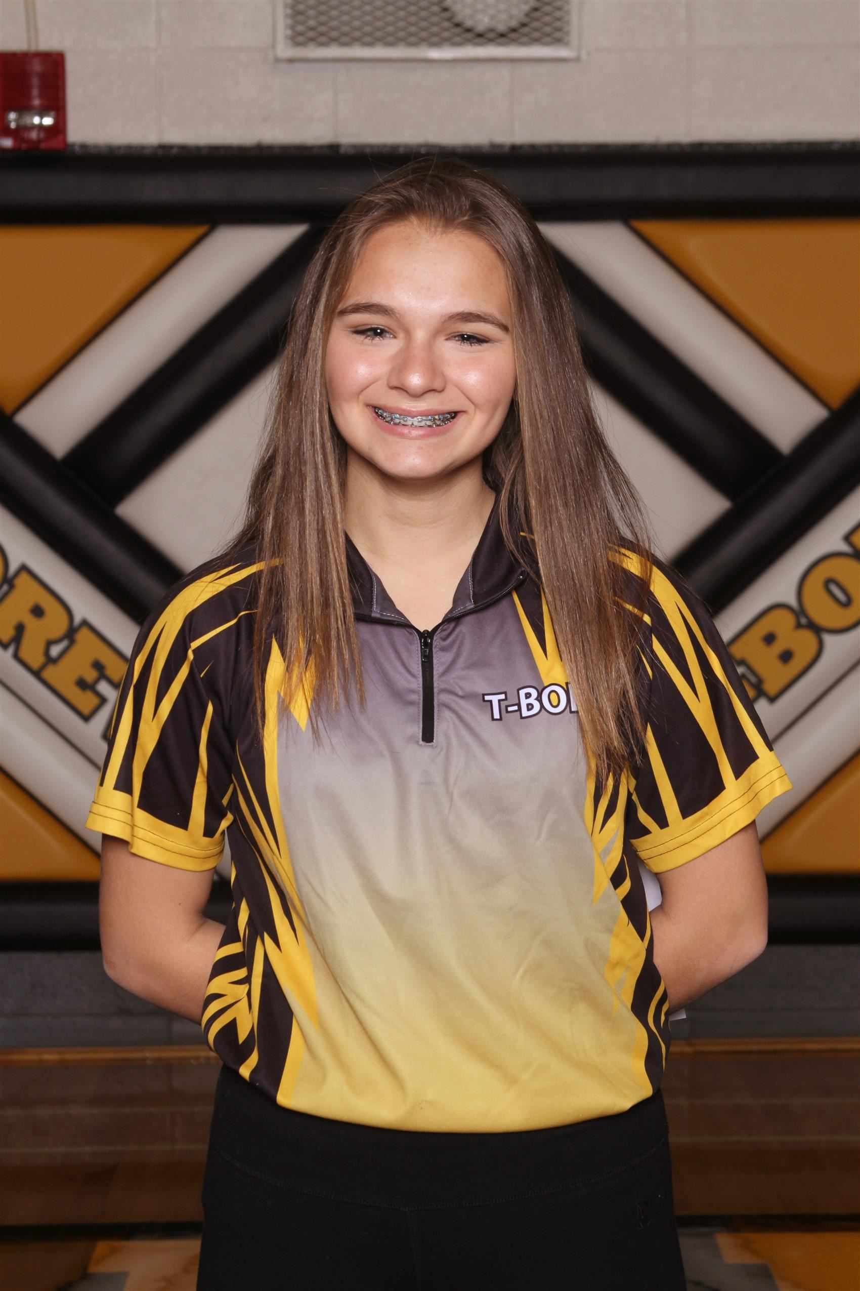 Bryanna Battles - Bowling / Athlete of the Week of November 16