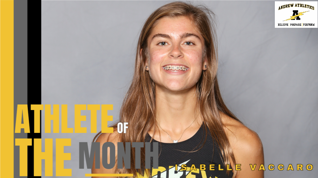 T-Bolt Athlete of the Month - October 2019