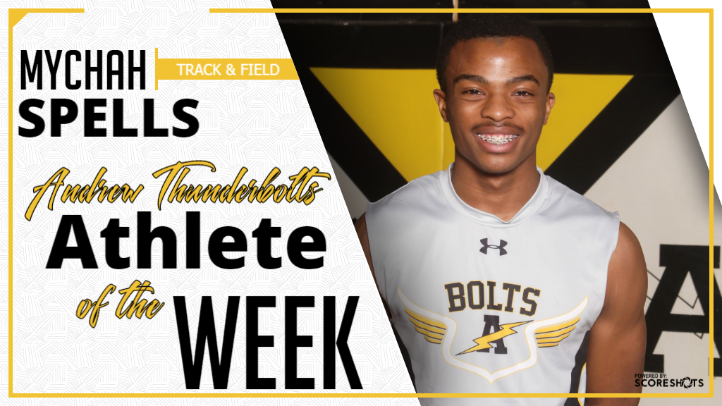 Athlete of the Week - May 20th