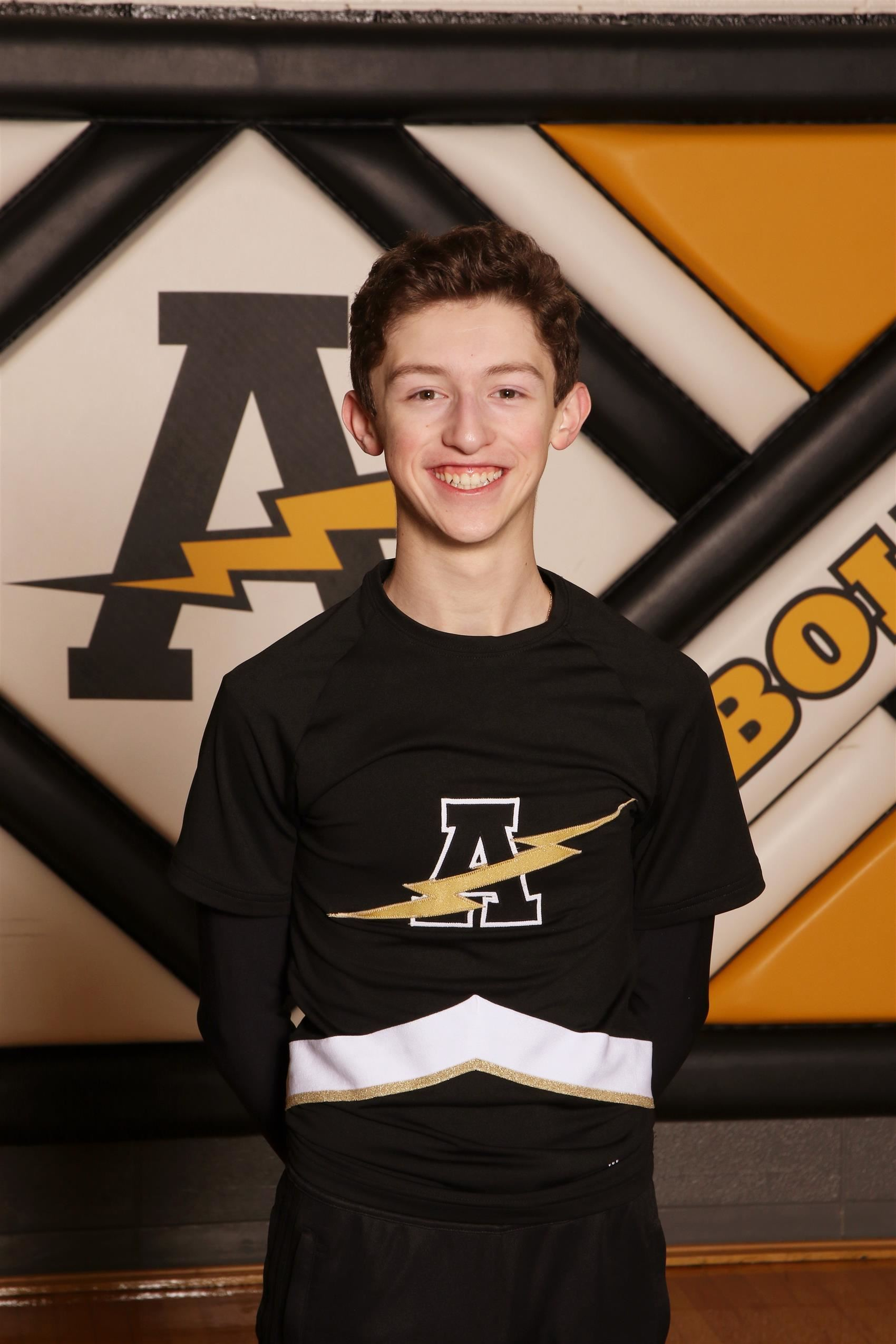 Nathan Mattix / Dance - Athlete of the Week of January 13, 2020