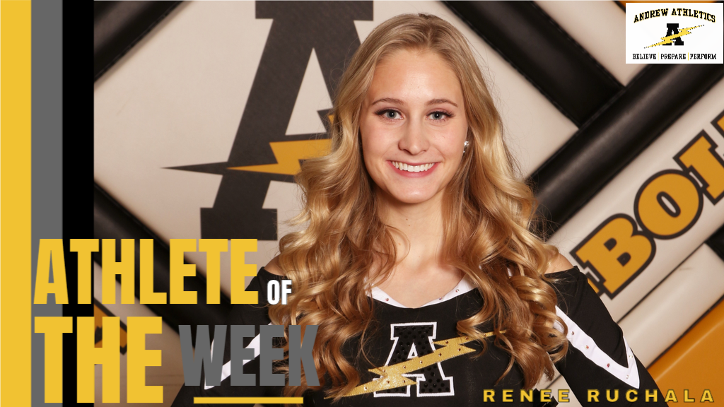 Renee Ruchala Athlete of the Week - November 11th