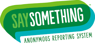 Say Something Reporting Tool