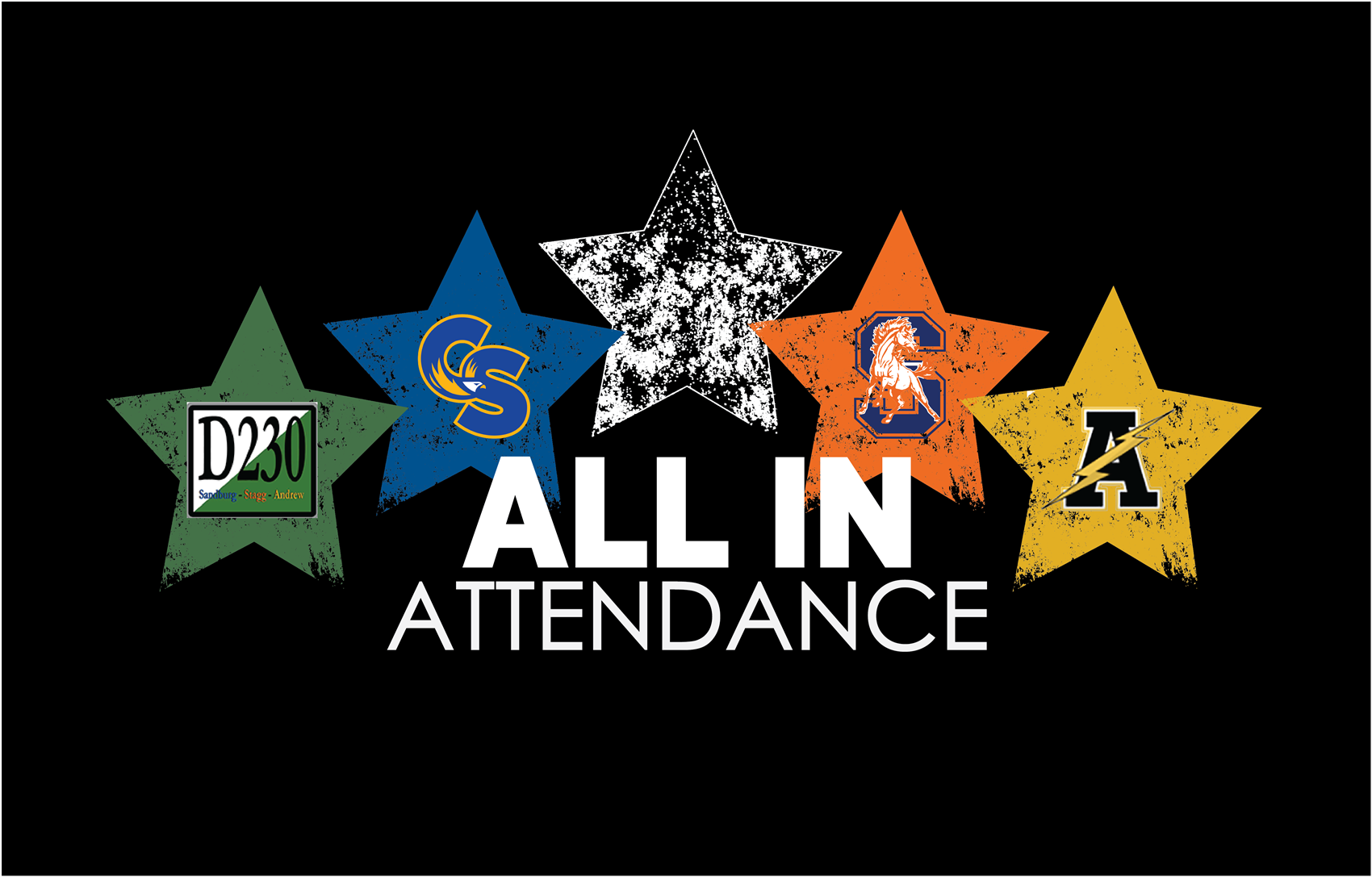 All In Attendance official logo
