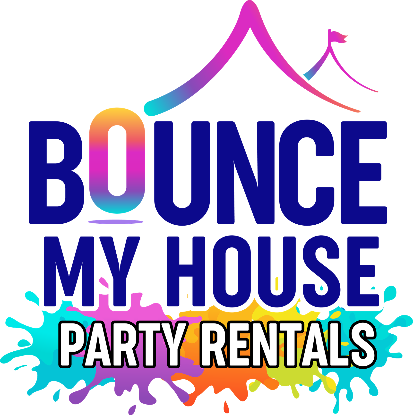 Bounce My House Logo