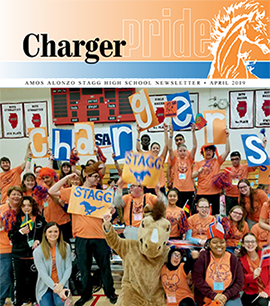 Charger Pride April 2019