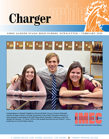 Charger Pride cover
